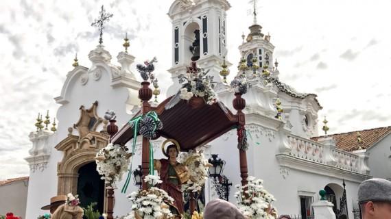 Valverde del Camino celebra su Romería en honor de San Pancracio Mártir