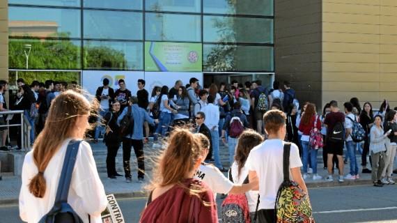 Un total de 2.196 estudiantes de la provincia de Huelva se presentan a Selectividad