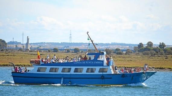 La Canoa de Punta Umbría regresa el 23 de junio