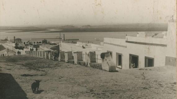 Altos de Ayamonte, años 30 del siglo XX