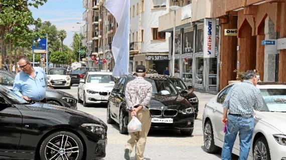 La III Feria del Vehículo Seminuevo de Autogotransa ya luce junto al Mercado del Carmen