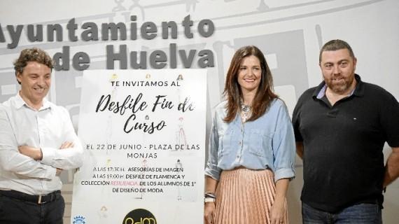 La Plaza de Las Monjas de Huelva acoge este viernes diferentes desfiles en 'Una Tarde de Moda'