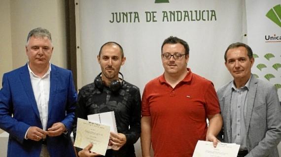 Las empresas onubenses Magnatronik y Ontech Security, distinguidas con los premios Andalucía Emprende