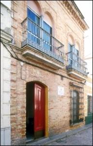 Casa Blas Infante de Isla Cristina. / Foto: IAPH: