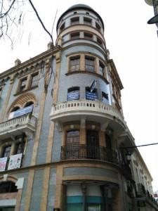Casa de la Bola, situada en la Plaza de las Monjas de Huelva. / Foto: Triadvisor.