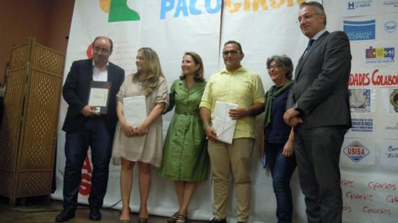 La Casa Paco Girón reconoce a entidades colaboradores de Huelva en su IX Almuerzo Solidario