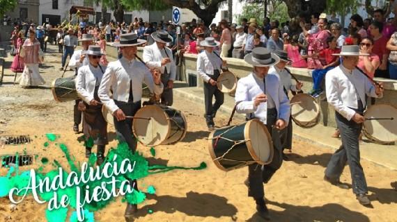 La Romería de Aroche, este miércoles en el programa 'Andalucía de fiesta'