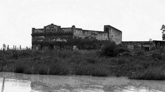 Casa salinera de San Rafael en la primera década del presente siglo