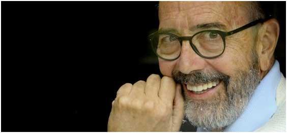 El actor Miguel Rellán rueda una película en Huelva