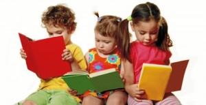 El fomento de la lectura tiene múltiples beneficios para los niños.