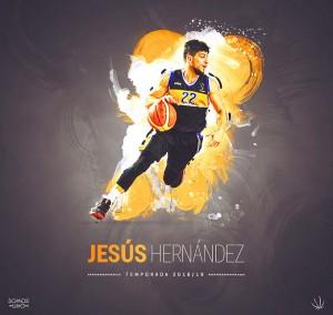 Jesús Hernández seguirá una temporada más en el CDB Enrique Benítez.