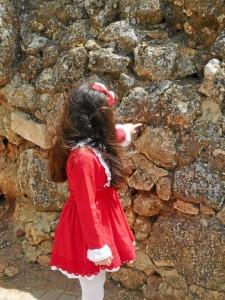 El nombre de su hija, Ariadna, proviene de su admiración por la mitología griega.