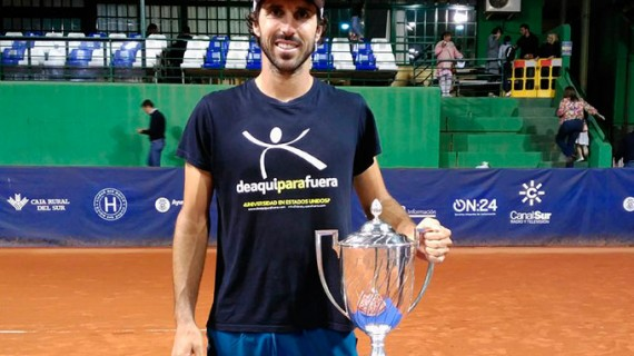 Sergio Gutiérrez-Ferrol conquista la 93ª Copa del Rey de Tenis tras derrotar en la final al favorito Pedro Martínez