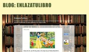 Una imagen del blog creado por Luis.