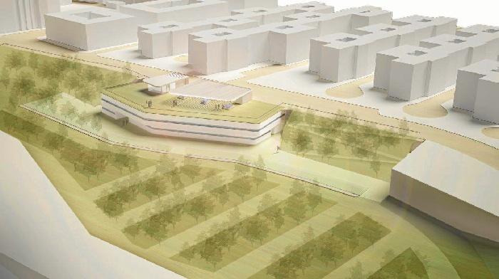 Comenzadas las obras de construcción del nuevo centro de salud de Isla Chica.