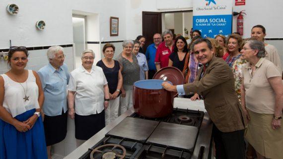 """Siete """"Comedores con Alma"""" seguirán atendiendo a personas necesitadas en la provincia de Huelva"""