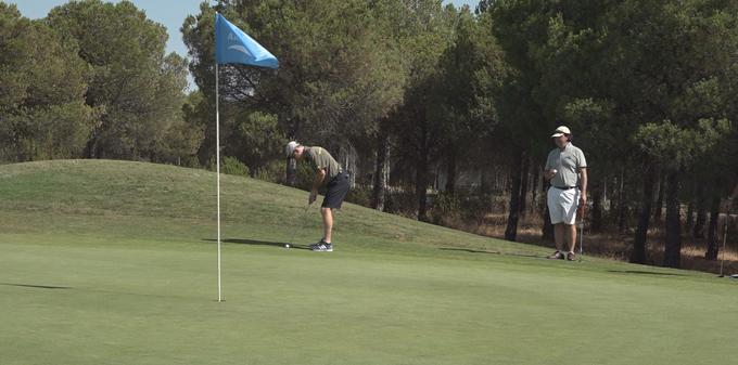 Éxito del IV Torneo de Golf 'Fundación Ángel Muriel'