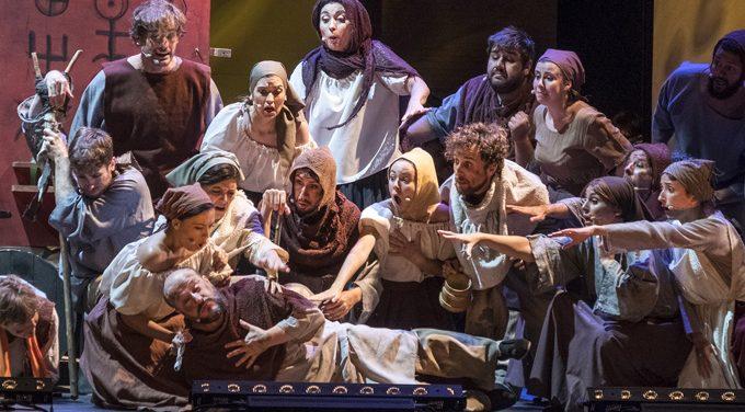 El musical 'El Médico' triunfa en los Premios del Teatro Musical