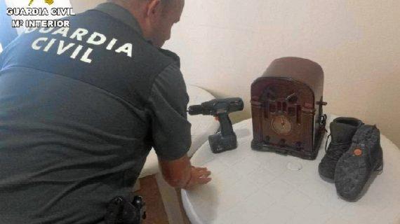 Un menor de edad, presunto autor de cinco robos y un hurto en Minas de Riotinto