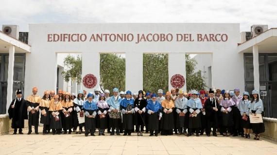 La Universidad de Huelva cumple 25 años