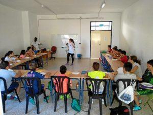 Comienzan las Escuelas de Verano en Villalba del Alcor.