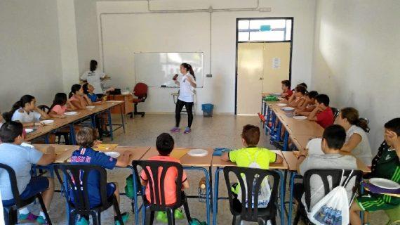Comienzan las Escuelas de Verano en Villalba del Alcor