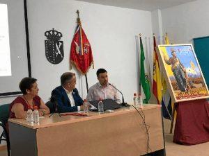 Presentación de la nueva Junta de Gobierno de la Asociación Piadosa San Bartolomé.