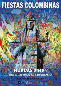 Cartel de las Colombinas 2018.