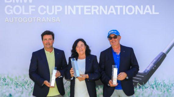 BMW Autogotransa celebró con éxito la décima prueba de la BMW Golf Cup International 2018