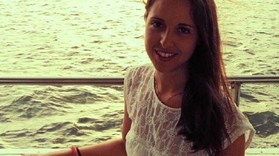 La docente onubense Verónica Rivas, cuando alcanzar tu sueño es posible a base de trabajo y confianza