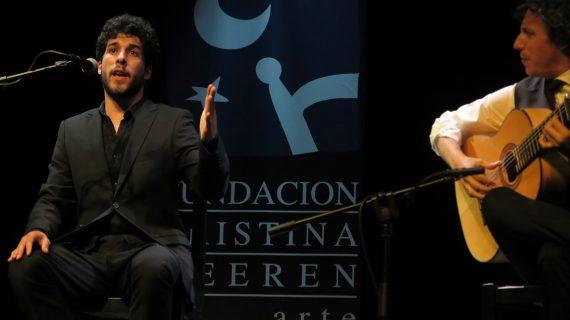 El cantaor onubense Andrés Fernández vence en el Concurso Talento Flamenco de Cante por Fandangos de Huelva 2018