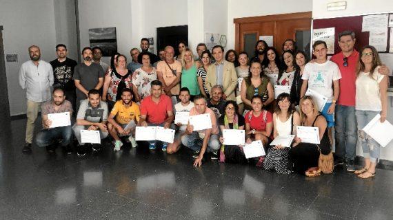 Los programas Emple@Joven y Emple@30+permiten la contratación de 48 trabajadores en San Juan del Puerto