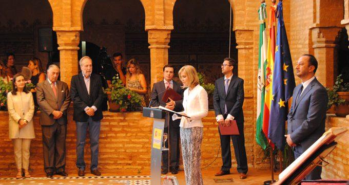 Manuela Parralo, presentada como nueva subdelegada del Gobierno en Huelva