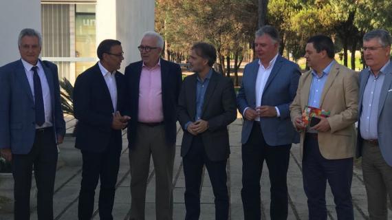 Inaugurado el curso 'Cambio climático, ciudades y ciudadanía' en sede de La Rábida de la UNIA