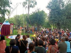 Se celebra en el Parque Municipal.