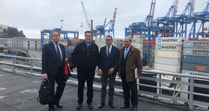 Huelva abre en Chile una nueva ruta de cooperación empresarial