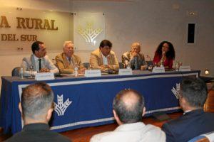 La presentación tuvo lugar en la Fundación Caja Rural del Sur.
