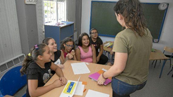 La Escuela de Verano del Cristina Pinedo celebra su segunda edición con la participación de 30 menores