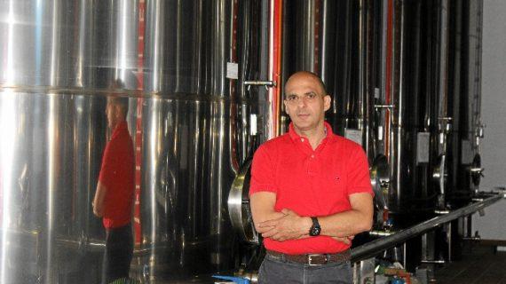 """Francisco Domínguez: """"El consumidor puede seguir confiando en nuestro aceite. Somos un producto de Huelva de primera calidad"""""""