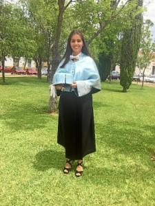 La investigadora onubense, Inmaculada Iglesias Villarán.
