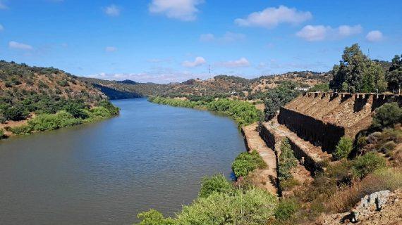 Buscan fórmulas para recuperar el antiguo puerto minero de La Laja, en El Granado