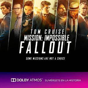 El preestreno tendrá lugar el jueves 26 de julio en la sala 5 Dolby Atmos, el día anterior a su estreno oficial en cines.
