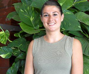 Olga García Donoso, directora de Orpea Aljaraque.