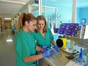 Se persigue garantizar la calidad y la seguridad de los cuidados que se prestan a los pacientes hospitalizados.
