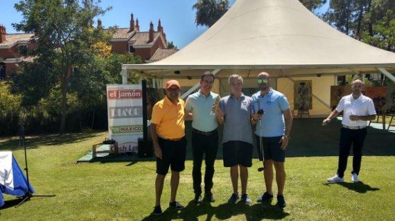 Una centena de jugadores compitieron por el IV Torneo 'Ciudad de Lepe' de Golf