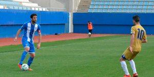 El lateral Pina, nuevo jugador del Recreativo de Huelva. / Foto: www.recreativohuelva.com.