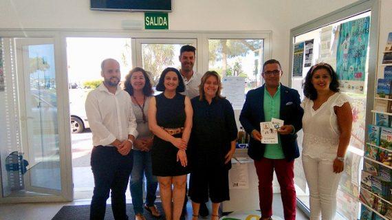 'Que sea de Huelva' llega a Ayamonte para impulsar el consumo provincial y de proximidad