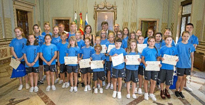 Huelva refuerza su colaboración con la Asociación de Niños de Acogida Asnia
