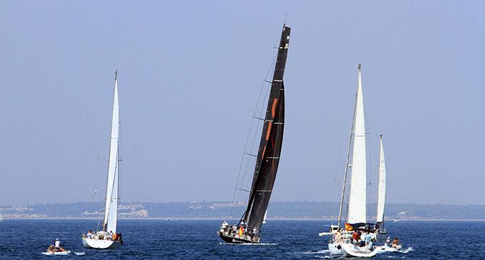 La Regata partirá desde Huelva el 1 de septiembre para llegar a la bahía de San Sebastián entre el 6 y el 8 del mismo mes.