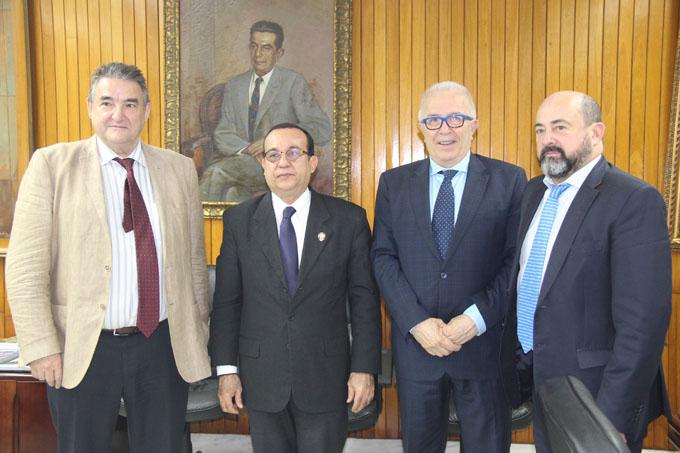 La UNIA completa una misión por Panamá y Costa Rica para ampliar la red de universidades iberoamericanas del Grupo La Rábida